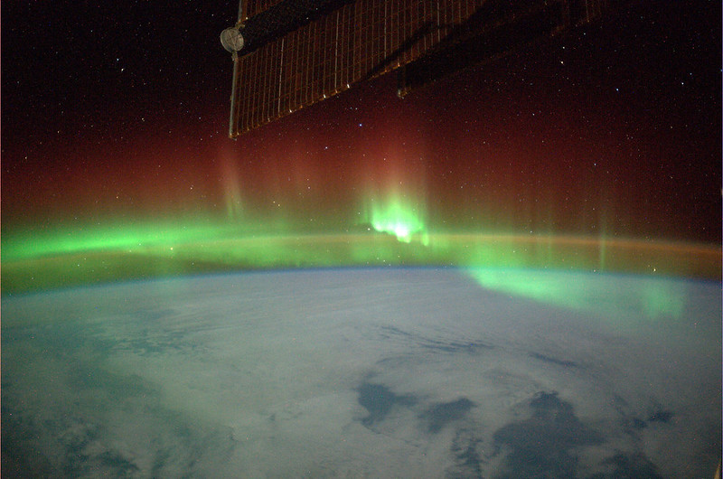 Mind blowing Aurora