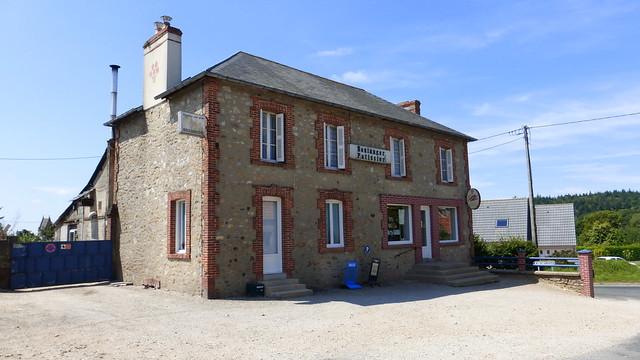 086 Boulangerie Pâtisserie Leterrier, Ruffosses