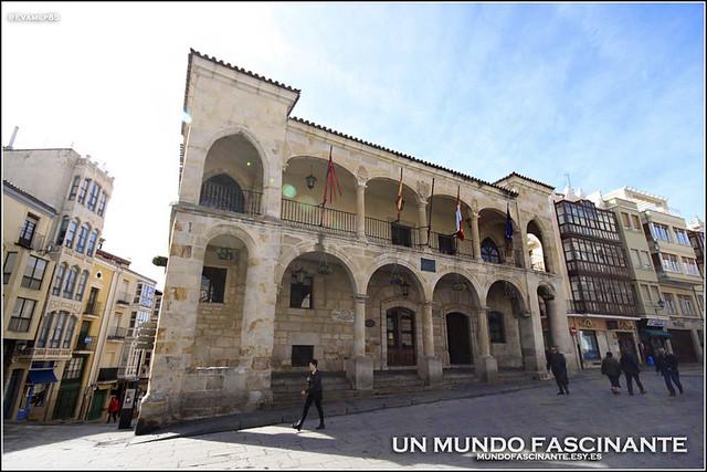 Antiguo Ayuntamiento de Zamora
