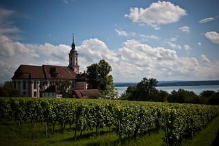Wallfahrtskirche Birnau. Foto: Stephan Benz