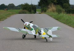 FMS BF-109 F