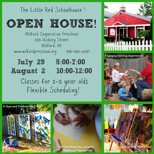 Open House at MCP