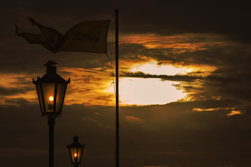 travel sunset vacation sky italy skyline clouds canon skyscape photography interesting italia sanmarino flag sigma medieval romagna eos600d