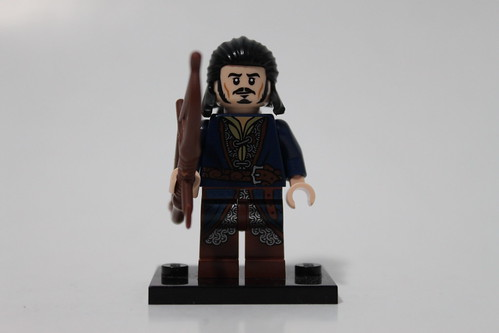LEGO The Hobbit Bard the Bowman SDCC 2014 Exclusive