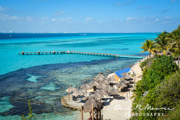 Midday Clear Water Isla Mujeres