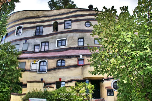 Darmstadt, Waldspirale