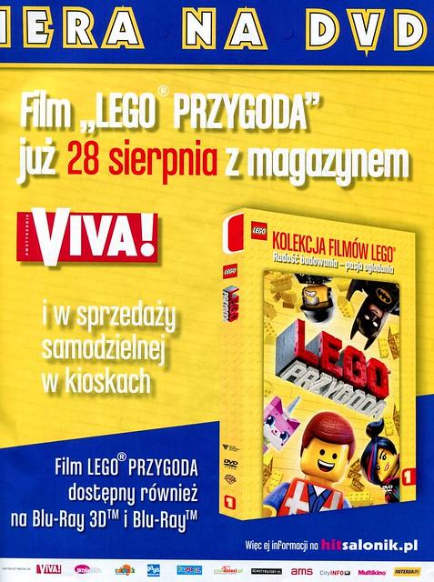 Filmy LEGO 2