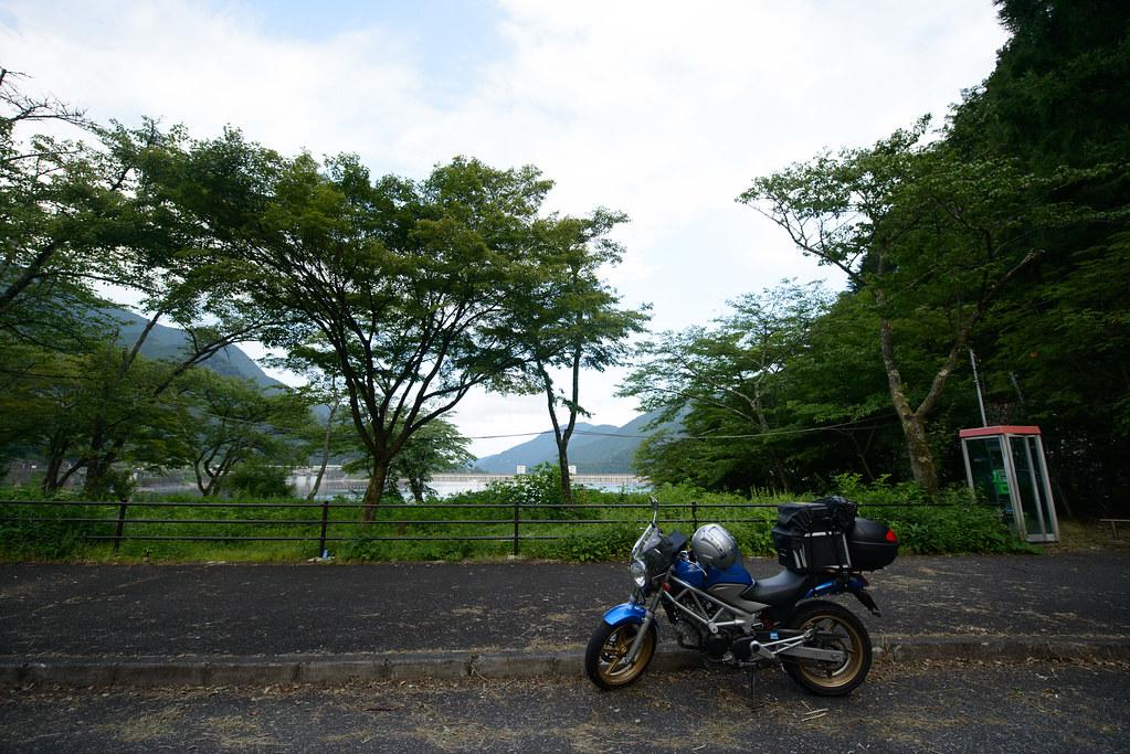 大弛峠ツーリング -長野県川上村から山梨へ-