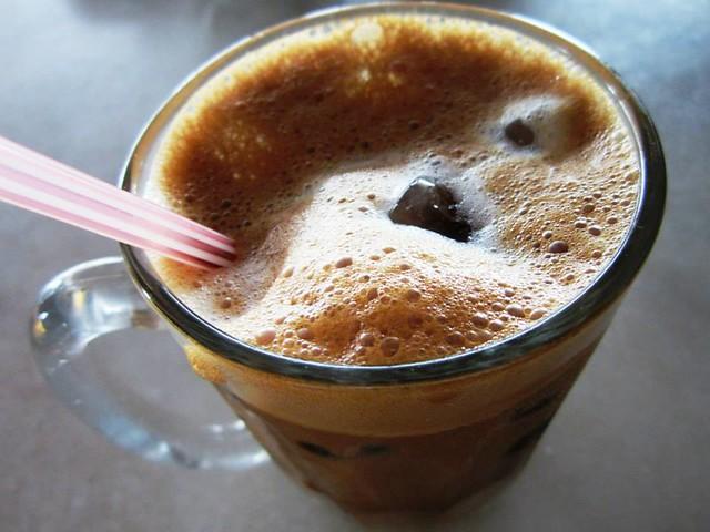Ipoh Town Kopitiam white coffee 2