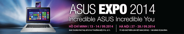 ASUS đón siêu phẩm, tăng tốc chuẩn bị ASUS Expo 2014 - 31616