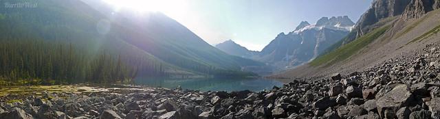 Consolation Lake Panorama
