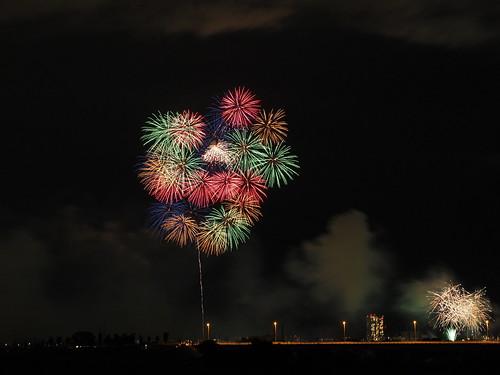 Okazaki Fireworks 2014 #08