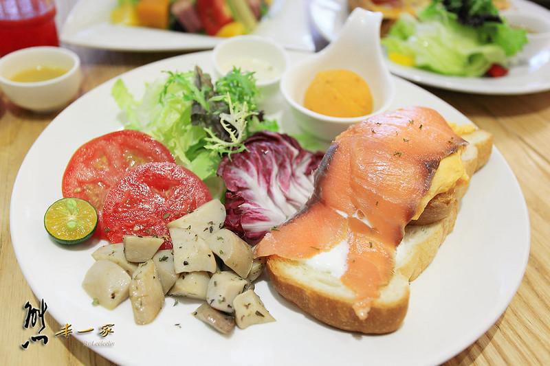 [台北中山捷運站下午茶] 佐曼咖啡館|鬆餅