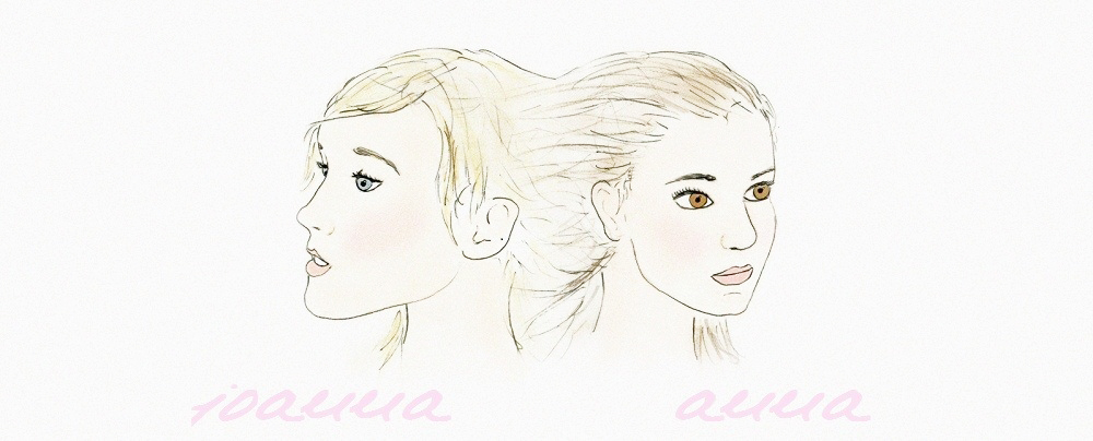 anna and joanna