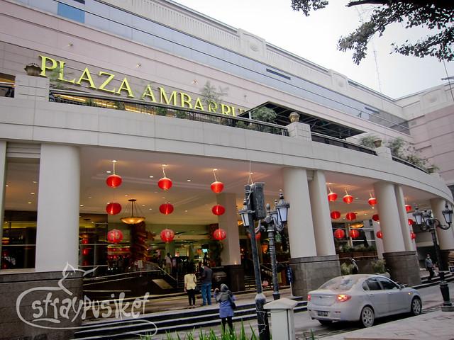 Plaza Ambarrukmo