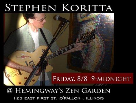 Stephen Koritta 8-8-14