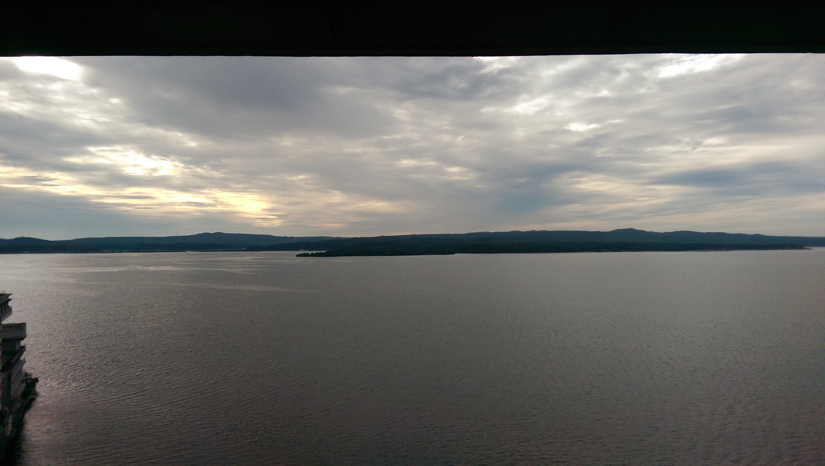 View from Kagaya Ryokan