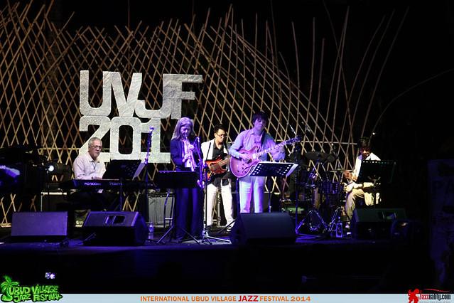 Ubud Village Jazz Festival 2014 - Chika Asamoto (5)