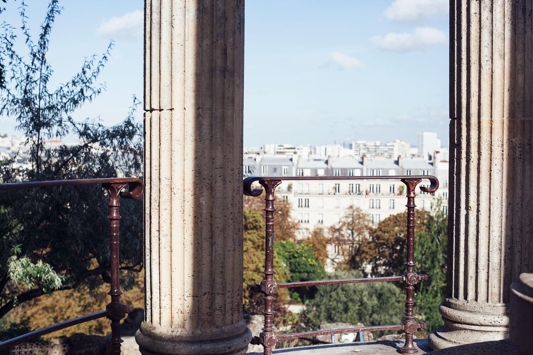 Parc des Buttes-Chaumont by Carin Olsson (Paris in Four Months)