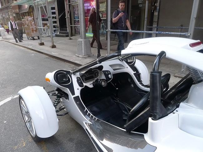 Concept Car, nyc