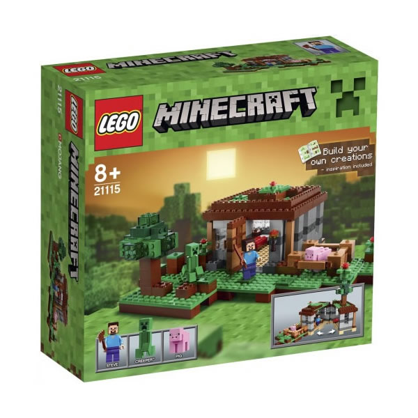 LEGO Minecraft 21115 - The First Night