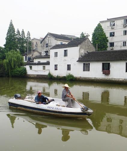 Jiangsu-Suzhou-Colline vers Centre-ville (18)