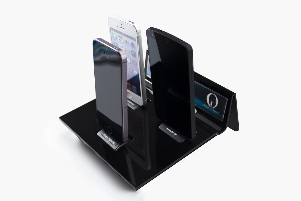 i4+ Tablet Holder Black