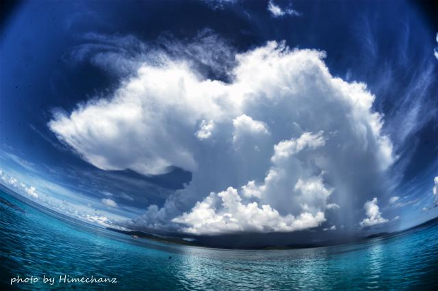 今日もやっぱり西表島は嵐。。