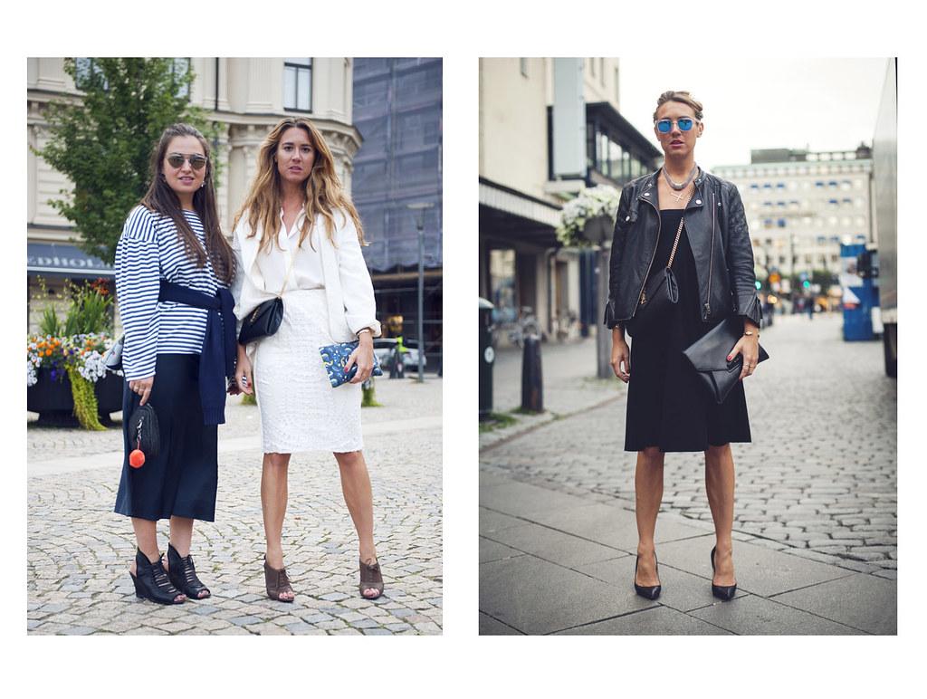 Street Style by ELLE
