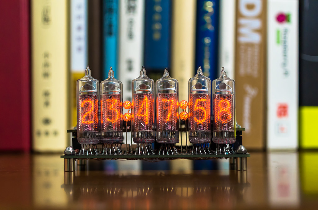 IN-16 Nixie Clock