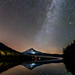 Trillium Lake: Starry Night by prose729