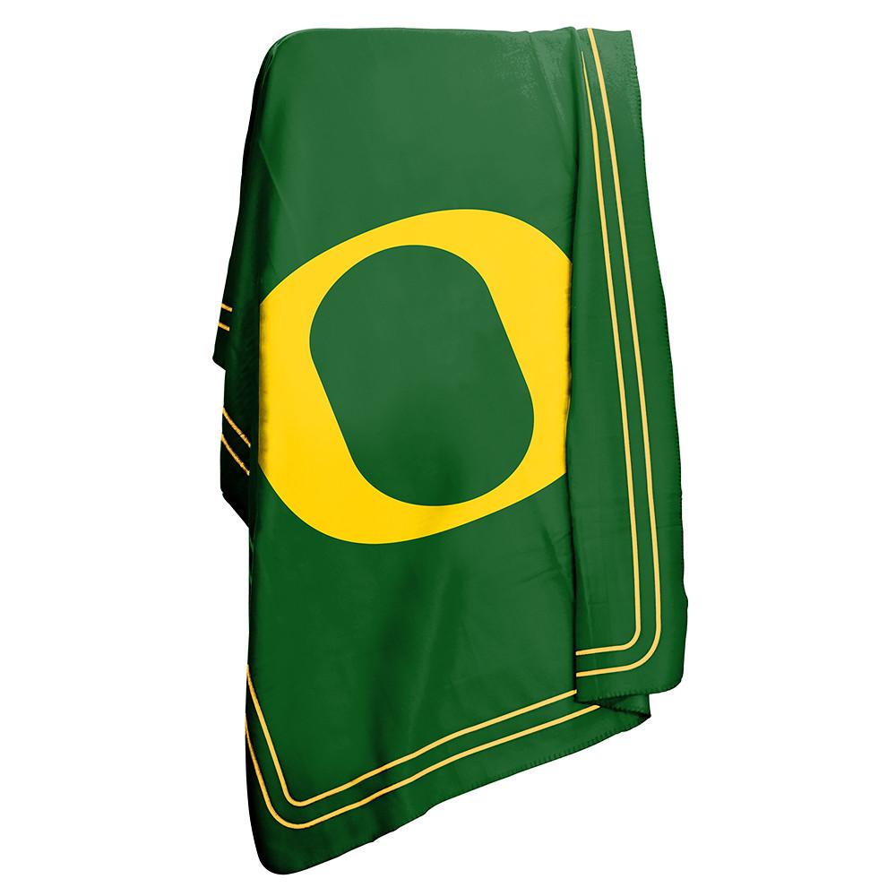 Oregon Ducks NCAA Classic Fleece Throw