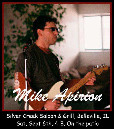 Mike Apirion 9-6-14