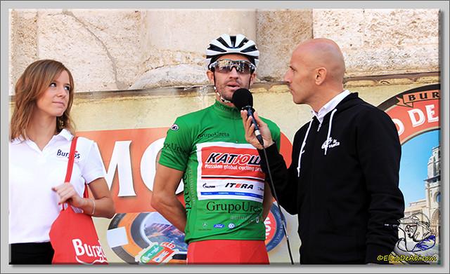 7 Vuelta a Burgos 2.014 Salida de Briviesca