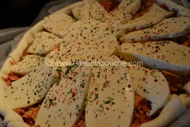 Tarte au Thon & Mozzarella © Ana Luthi Tous droits réservés 007_GF
