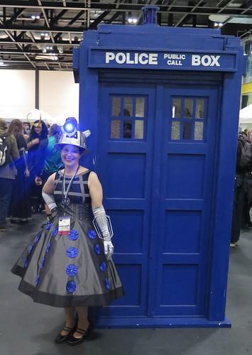 Dalek lady
