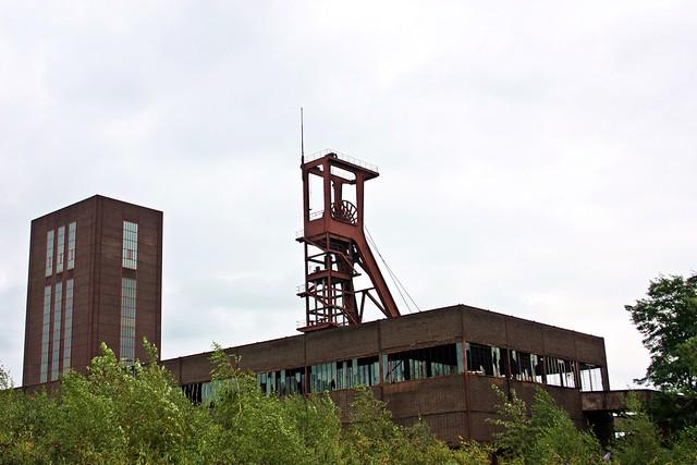 Goldengelchen Zeche Zollverein Essen11
