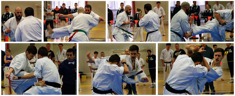 Australian Kyokushin Full Contact Tournament 2014