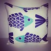Sample Throw Pillow Cover 16""