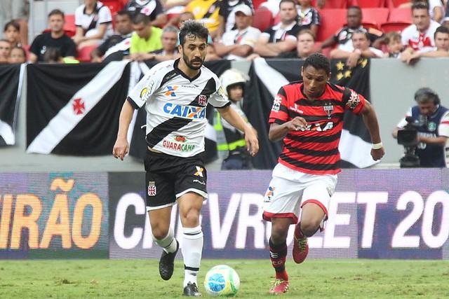 Atlético-Go x VASCO - Brasileiro 2014 - Série B