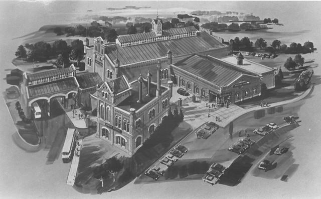 Drawbridge Inn Historic