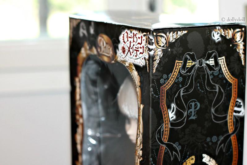 Pullip Suigintou 2014's box
