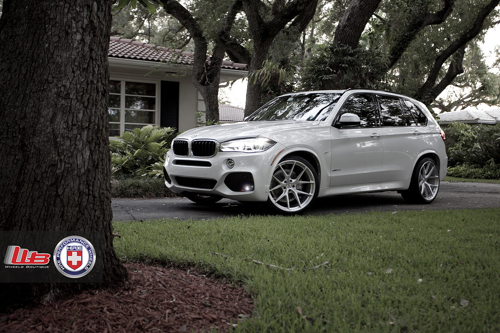 BMW X5 on HRE P101s  BMW M5 Forum and M6 Forums