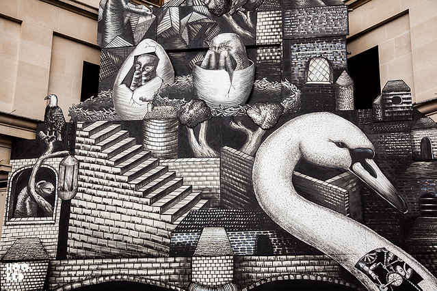 Phlegm at the Royal Opera House