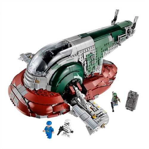 LEGO Star Wars 75060 A