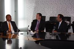 Governor Patrick, Secretary Davey, Lyon, France, September 18, 2014