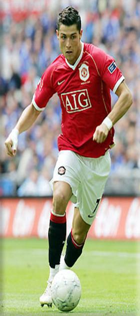 Cristiano Ronaldo 2003 - 2009