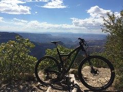 Rainbow Rim Trail Money Shot