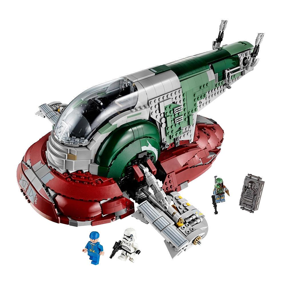 [Lego] Star Wars Slave I UCS #75060 15120178062_f733ffb7f7_o