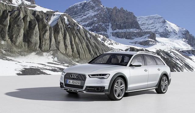 Audi A6, A6 Avant y A6 allroad quattro 2014